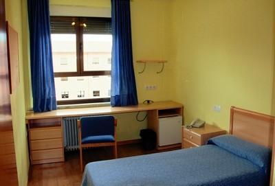 Habitaciones para estudiantes en salamanca residencia for Dormitorios para universitarios